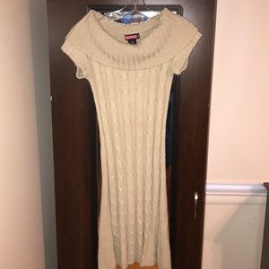 Say What? Sweater Dress